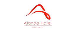 alanda hotel publicidad