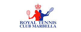 royal tennis club publicidad