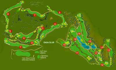 alhaurin map