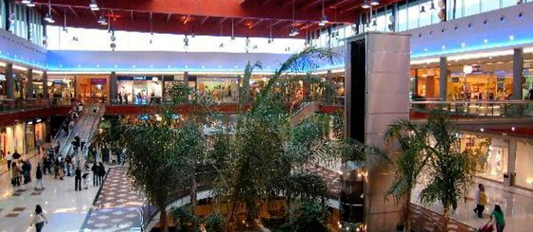 La Cañada Shopping Mall